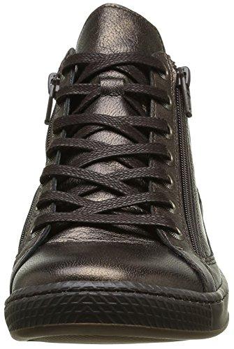 Pataugas Damen Jane/M F4b Sneaker Marron (Choco)