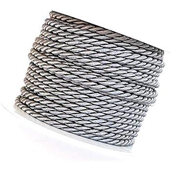 KORDEL 10m x 6mm ROSA Kordelband Dekoband Schleifenband Schnur 1m=0,60€