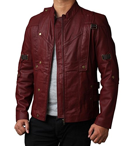 starlord-wachter-der-jacke-galaxy-2-m-rot