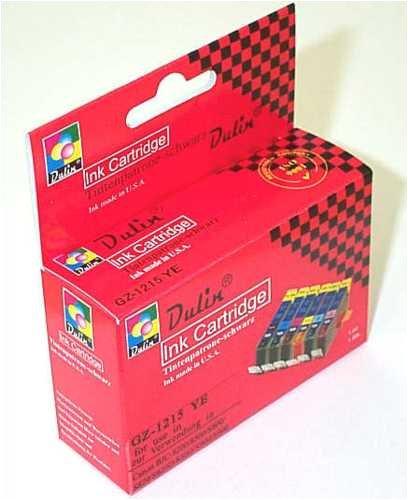 Preisvergleich Produktbild Kompatible Druckerpatrone zu Canon IP 4200 5200 MP 500 800 IP4200 black groß