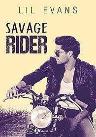 Savage Rider par Lil Evans