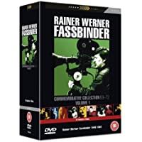 The Fassbinder Collection Commemorative Ed. 1969-1972 on DVD