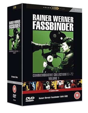 Rainer Werner Fassbinder Vol. 1 1969 - 1972 [9 DVDs]
