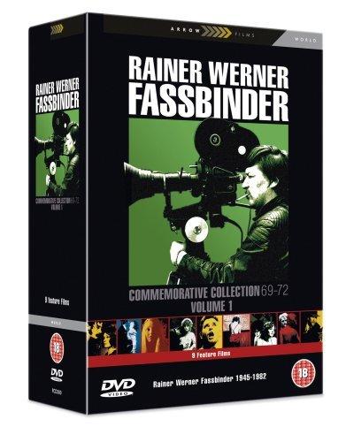 Bild von Rainer Werner Fassbinder Vol. 1 1969 - 1972 [9 DVDs]