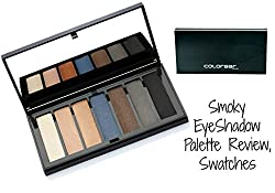 ColorBar Smokey Eyes Eyeshadow Palette 17.5g