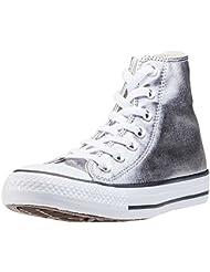 Converse Chucks CT AS HI 153177C Silber