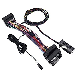 Bluetooth Plug and Play Kabel Columbus, MFD 3, RNS RCD 310 510 Kabelbaum Stecker