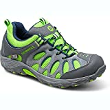 Merrell Unisex Kids' Chameleon Lace Waterproof Low Rise Hiking Shoes