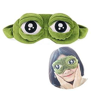 Augenmaske Schlaf Eyeshade 3D Augenschutz