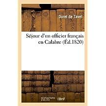 Sejour d'un Officier Français en Calabre (ed.1820)