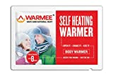 #4: WARMEE BODY WARMERS - HEAT POUCH (pack of 5 regular)