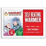 WARMEE Body Warmers (Pack of 10 Body) - AIR Activated