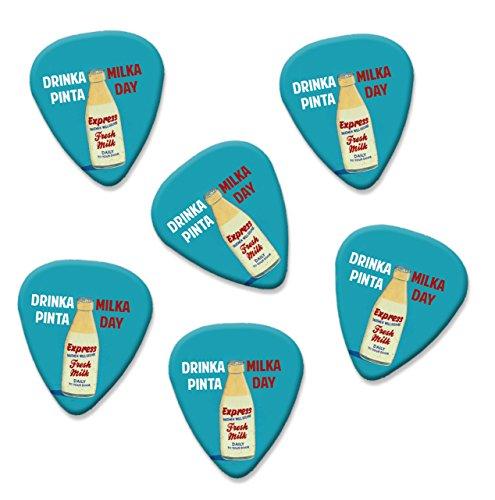 pinta-milka-day-martin-wiscombe-6-x-guitar-picks-vintage-retro