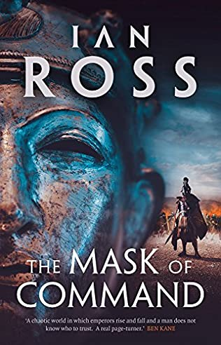 book cover of The Mask of Command