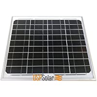 Placa Solar Fotovoltaica 10W/12V