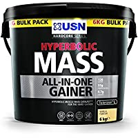 USN Hyperbolic Mass 6kg- vaniglia