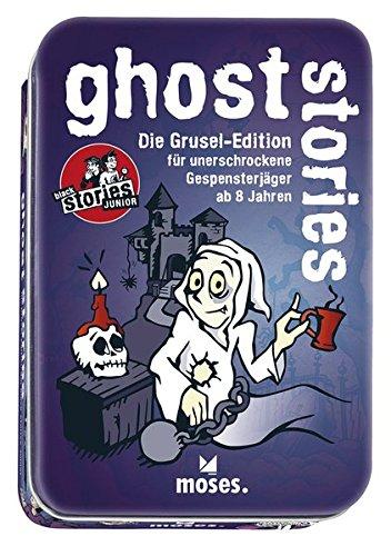 moses. 109006 - Black Junior ghost stories, Spiel