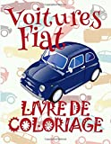 Voitures Fiat Livre de Coloriage: ✎ Cars Fiat - Best Reviews Guide