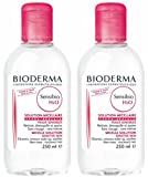 Bioderma Sensibio H2O Micelle Solution 2 X 250ml (500ml) (2) by Bioderma