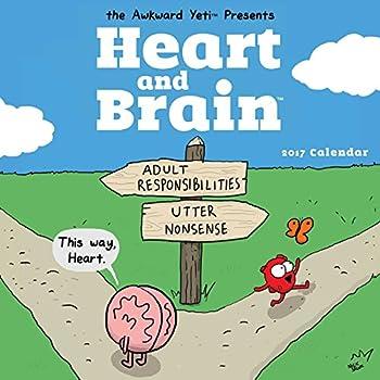 Heart and Brain 2017 Calendar