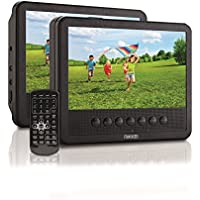 "Nikkei NPD710T Portable DVD player Tabletop 7"" Black portable DVD/Blu-Ray player - Portable DVD/Blu-Ray Players (17.8 cm (7""), 16:9, 1 W, 180 mm, 40 mm, 135 mm) - Trova i prezzi più bassi su tvhomecinemaprezzi.eu"