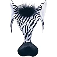 Animal Mask With Ears And Sound Fancy Dress