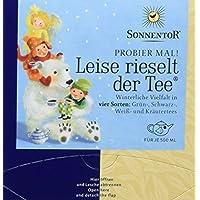 Sonnentor Leise rieselt der Tee Teepyramiden, 1er Pack (1 x 30 g) - Bio