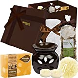 BodyHerbals Honey & Almond Spa Set (Bathing Bar, Terrytowel, Spa Accessories) Gifting Idea for All Occasions Personal Care, Beauty, Bath & Shower, Ski