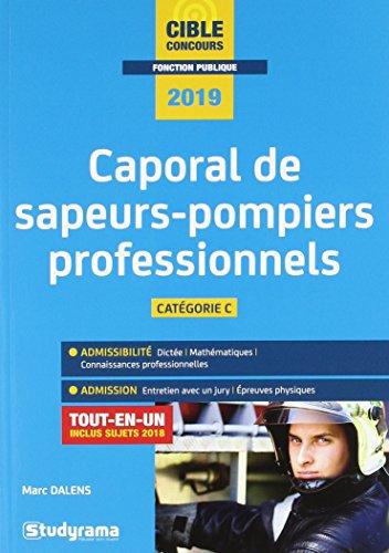 Caporal de sapeurs-pompiers professionnels (Concours de sapeurs-pompiers professionnels) Catégorie C