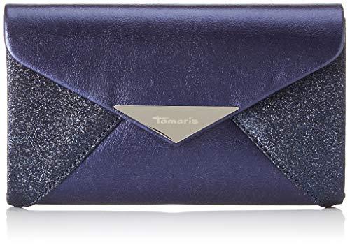 Tamaris Fernanda Clutch Bag, Pochettes femme, Bleu...