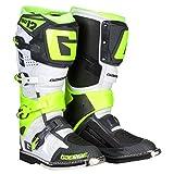 Gaerne Motocross-Stiefel SG 12 Gelb Gr. 43