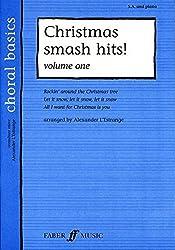 Christmas Smash Hits!: v. 1: (SA) (Choral Basics Series)