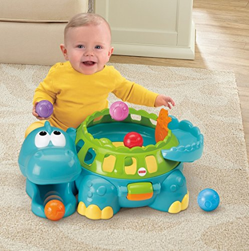 Imagen 25 de Fisher-price Go Baby Go Poppity Pop Musical Dino