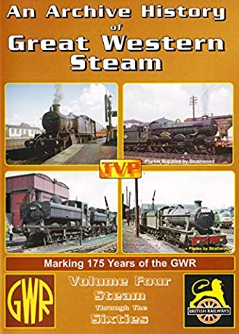 An Archive History of Great Western Steam Dvd, Volume 4 - Steam Through the Sixties