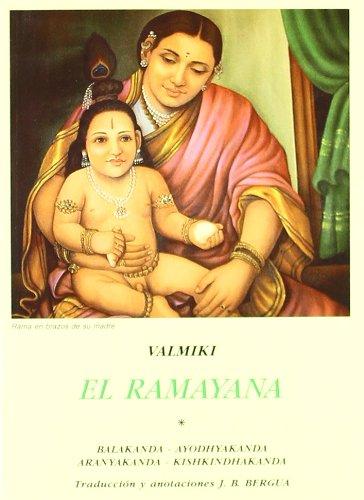 El Ramayana: 2 Tomos / The Ramayana por Valmiki