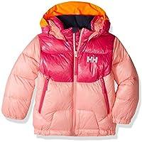 Helly Hansen K Frost Down Jacket Chaqueta, Unisex niños, 051 Conch Shell, 6 años