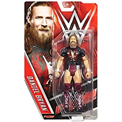 Official Mattel WWE - Basic Series 66 Daniel Bryan Action Figure by World Wrestling Entertainment