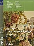 Letteratura & oltre. Con guida all'esame. Con antologia della Divina Commedia. Per le Scuole superiori. Con e-book. Con espansione online: 1