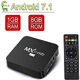 VGROUND MXO Android 7.1 TV Box 1GB RAM & 8GB ROM