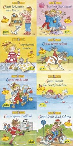Carlsen Pixi-Serie 190: Neue Abenteuer mit Conni