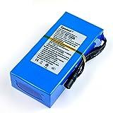Egomall 3000 ma-20000ma DC 12 V Super wiederaufladbarer Lithium-Ionen Akku Pack steckbar für Videoüberwachung Kameras DVR GPS Mini-Lautsprecher digitale Produkte und von Spielzeug, 20000mA