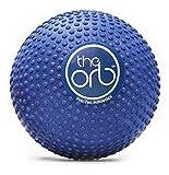 Pro-Tec Athletics The Orb Deep Tissue High Density Massage Ball, 12cm Diameter, Blue
