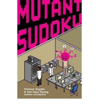(MUTANT SUDOKU) BY Snyder, Thomas(Author)Paperback Nov-2009