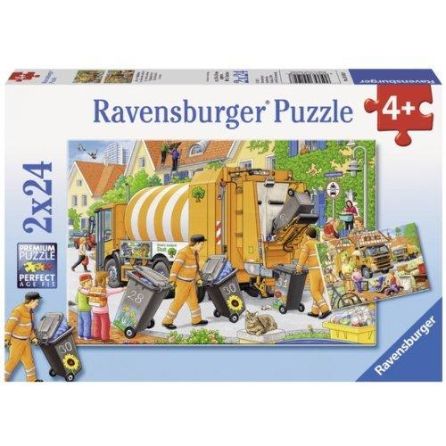 Produktbild Ravensburger 09192 - Bei der Müllabfuhr