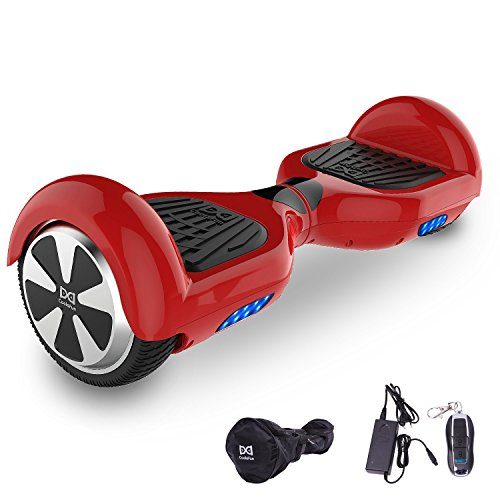 Cool&Fun 6,5 Pouces Hoverboard Smart...