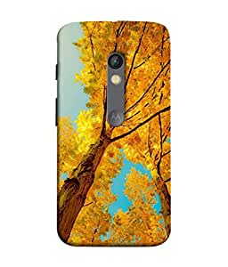Fuson Designer Back Case Cover for Motorola Moto X Play (Caligraphy Font Quote Beauty Beautiful )