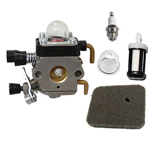 HIPA-Carburateur-Bougie-d-Allumage-Filtre-a-Essence-Filtre-a-Air-Pompe