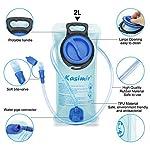 Kasimir-Sacca-Idratazione-Sacca-del-Acqua-Sistema-di-Idratazione-Vescica-Portatile-con-Valvola-Mordente-BPA-Gratuito-Antibatterico-per-Zaino-Idratazione-Ciclismo-Escursionismo-Camminata