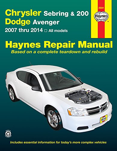 chrysler-sebring-200-and-dodge-avenger-2007-thru-2014-all-models-haynes-automotive-repair-manuals