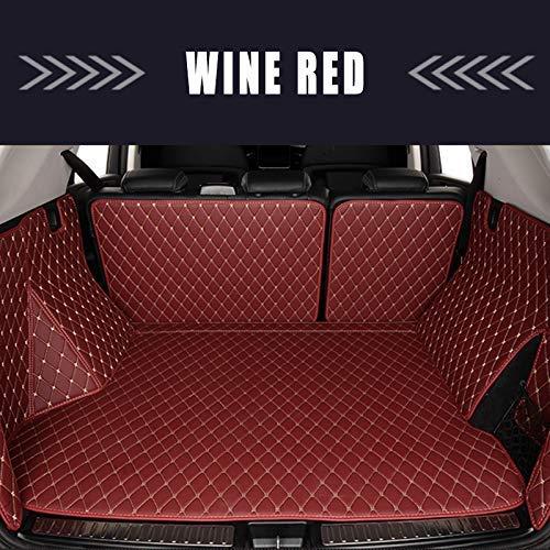 ZHAOHAOSC Auto-hintere Kofferraummatte Cargo Liner Floor Carpets,